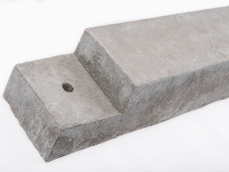 450mm Concrete Decking Post