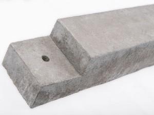 900mm Concrete Decking Post