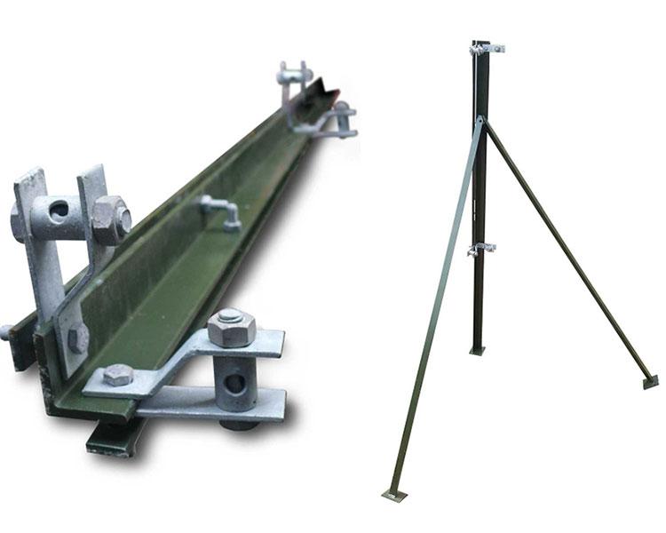 1.5m Angle Iron Corner Post