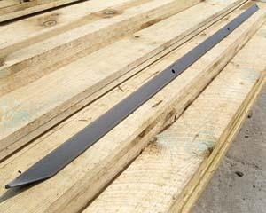 1.5m Angle Iron Inter Post