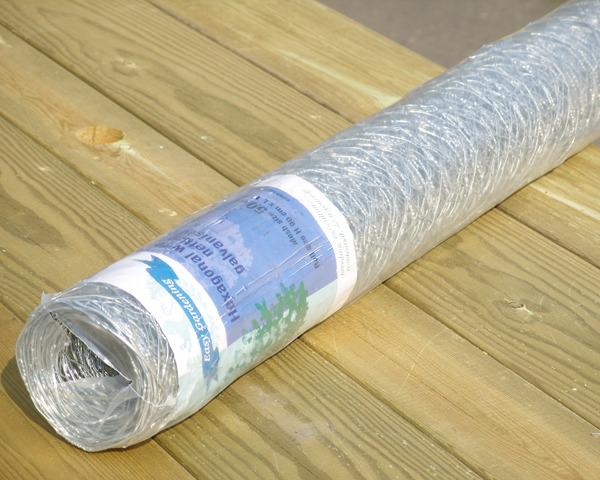 0.9m 50mm 10m Wire Netting Galvanised