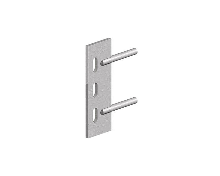 Gravel Board 2 Pin Cleat 150mm