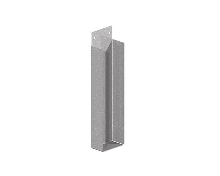 Gravel Board Clip - 25mm x 150mm (6  x 1 )
