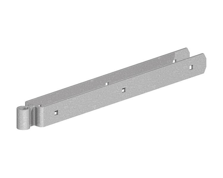 Gate Hinge D/Strap 125mm