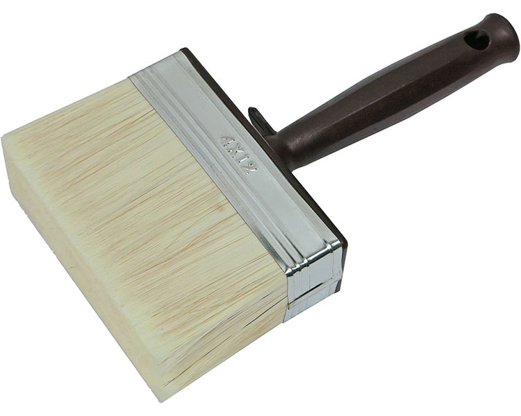 Shed and Fence Brush 120mm
