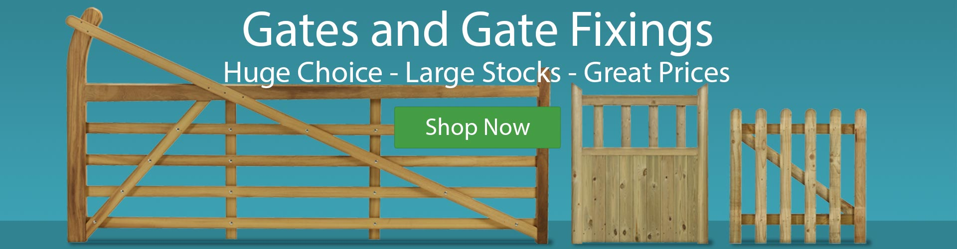 Gates and Gate Fixings