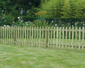 KDM Palisade Fence Panels