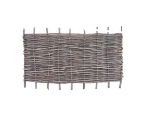Hazel Hurdle Fence Panel