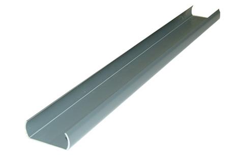 Graphite PVC Utility Strip (Grey)