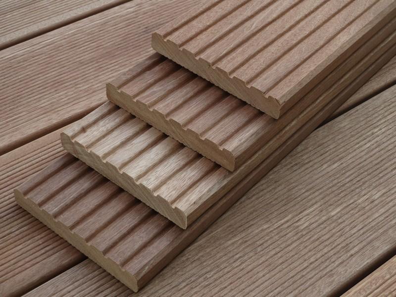 Bangkirai Hardwood Deck Board 21x145 3.35m