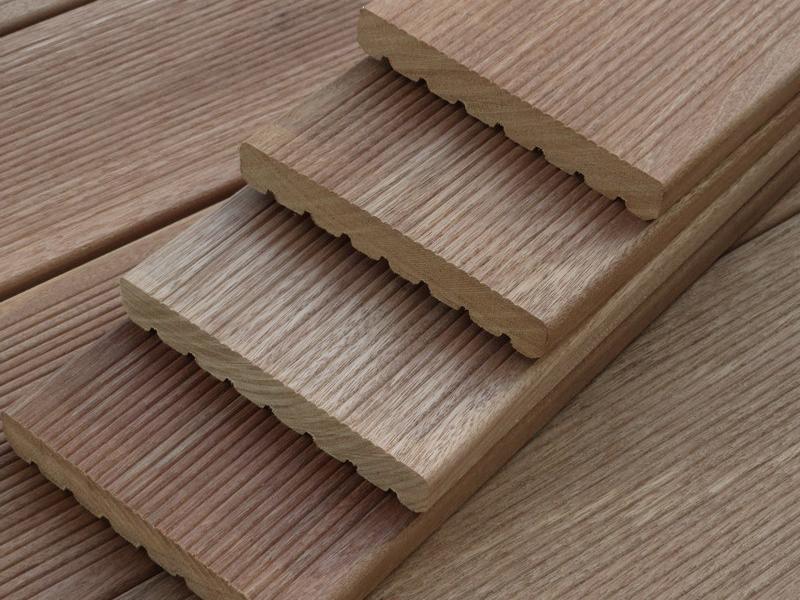 Bangkirai Hardwood Deck Board 21x145 3.35m_1
