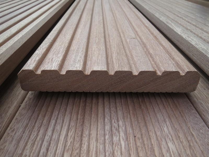 Bangkirai Hardwood Deck Board 21x145 3.35m_3
