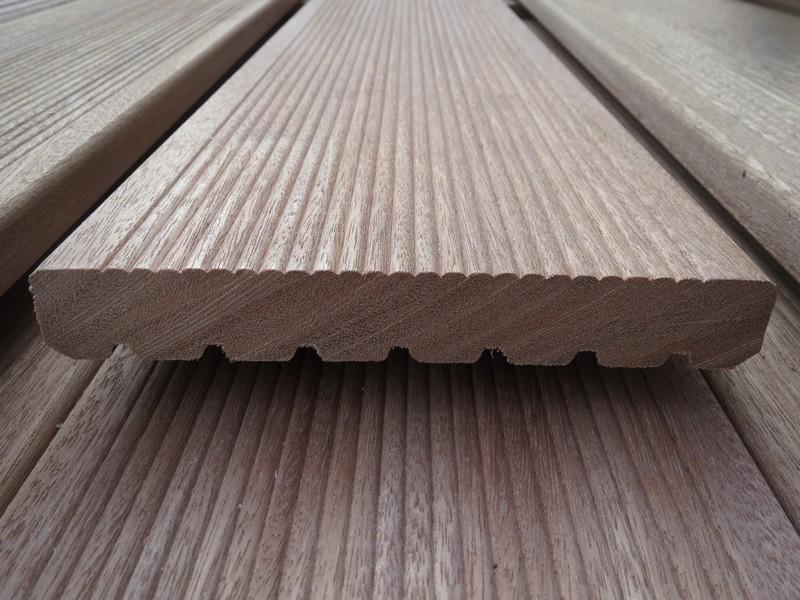 Bangkirai Hardwood Deck Board 21x145 3.35m_5