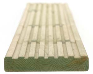 Canterbury Decking 4.2m 144x27mm