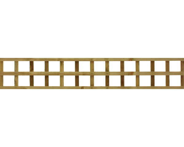 Square Trellis Panel Golden 1.83 x 0.31m
