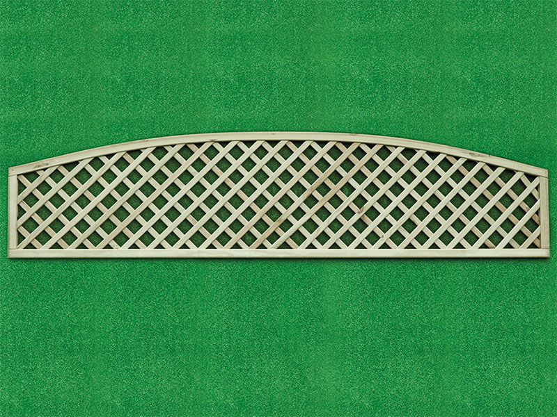 Diamond Lattice Convex 0.30 x 1.83m