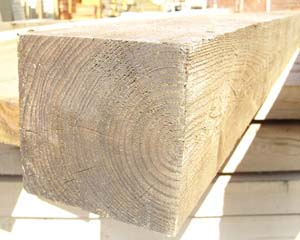 Timber Post 175mm x 175mm HC4