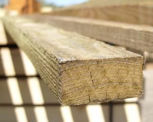22mm x 50mm Timber Rail
