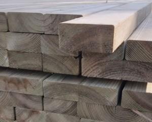 47mm x 100mm C16 Timber Rail