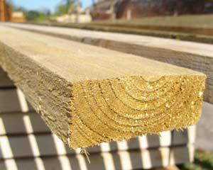 Timber Rail 38x100mm