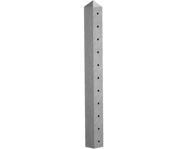 Concrete Universal Post 2.45m