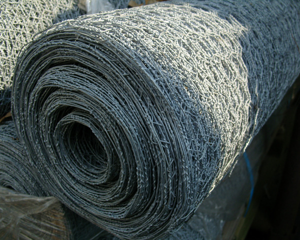 Wire Netting Galvanised 32mm 50m x 1.05m