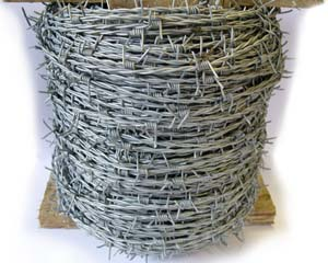 Barbed Wire Heavy 200mtr