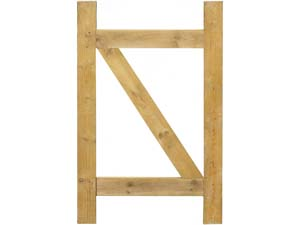 Gate Frame - Height 1.20 metres