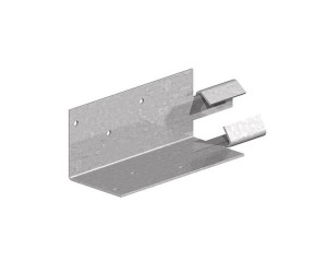 Arris Rail Repair Bracket to Concrete