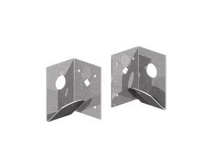 Handed Arris Rail Brackets (PAIR)
