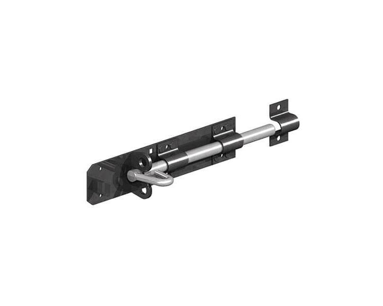 Brenton Padbolt Black 150 x 13mm P/P