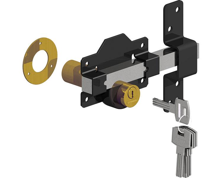 Long Throw Lock Double Locking 50mm