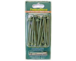 TimberDrive Screw