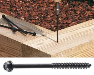 Timberlok Fastener