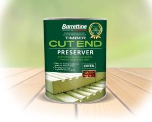 Cut End Preserver Green 1Ltr