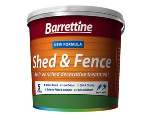 Shed   Fence Treatment All Colours 5ltr