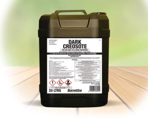 Creosote D/Brown Trade Use 20 ltr