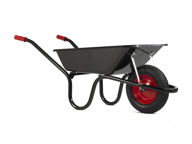 Wheelbarrow Camden Classic 85Ltr Black
