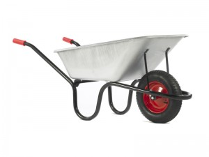 Wheelbarrow County 120Lt Galv