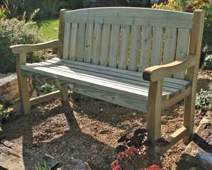 Cotswold Garden Bench 5FT