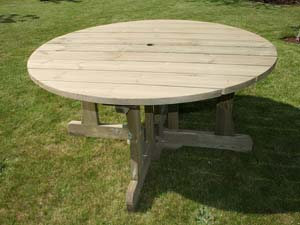 Cotswold Round Table 1.5m