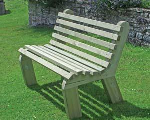 Malvern Garden Bench