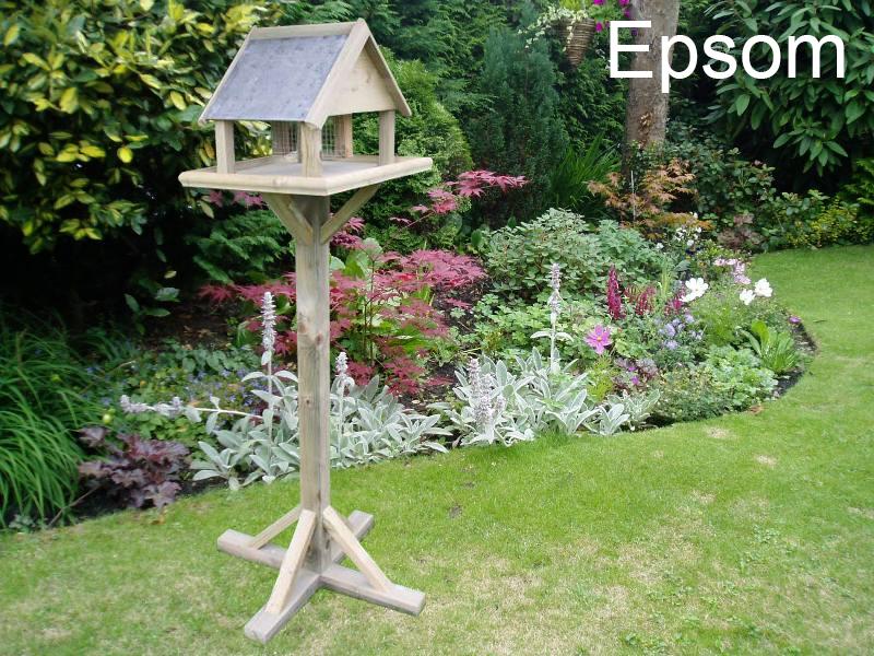 Epsom Bird Table