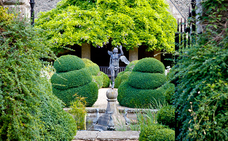 Little Compton Manor & Mill Dene Gardens, Gloucestershire