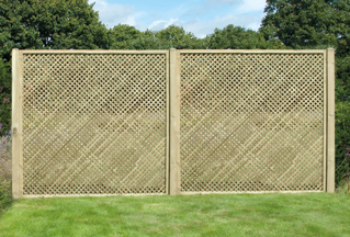 Privacy Lattice Panel